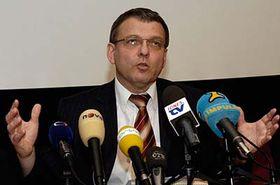 Lubomir Zaoralek (Foto: CTK)