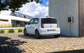 Škoda Citigo 100% électrique, photo: Archives de Škoda Auto