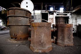 Poldi Steelworks, photo: ČTK/Šulová Kateřina