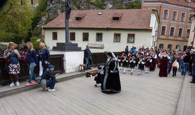 Kостюмированное шествие, Фото: Архив Дагмар Богдаловой