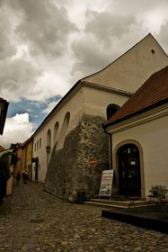 Jewish quarter, photo: Vít Pohanka