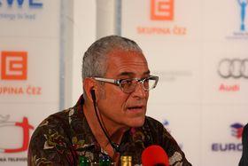 Luis Miñarro, foto: Štěpánka Budková