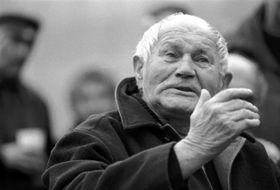 Bohumil Hrabal, foto: isifa / Lidové noviny / Ondřej Němec