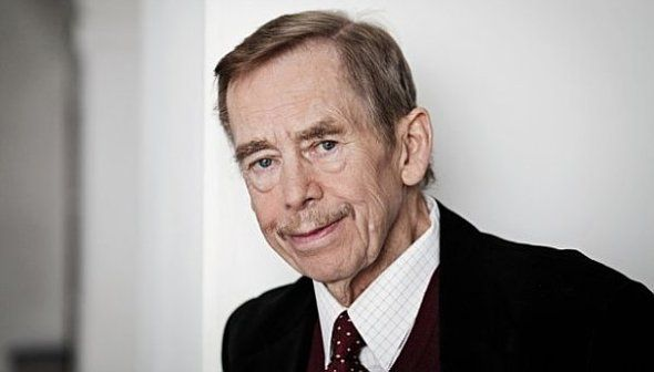 Václav Havel, photo: ČTK