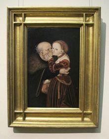 Verliebter alter Mann (Foto: Martina Schneibergová)