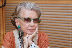 Meda Mládková, foto: Alžběta Švarcová, archiv ČRo