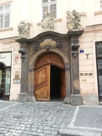 The Prague offices of the Karlovy Vary IFF are located here, photo: Ian Willoughby