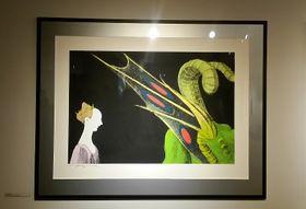 Andy Warhol: St. George and the Dragon, foto: Miroslav Krupička / Český rozhlas - Radio Praha