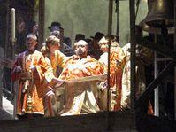 Опера «Греческие страсти» Богуслава Мартину (Фото: ЧТК)