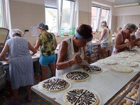 La décoration des gâteaux, photo: Zdeňka Kuchyňová