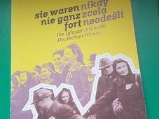 Katalog k výstavě Nikdy zcela neodešli, foto: Zdeňka Kuchyňová