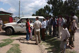 People in Need in Ethiopia, photo: Štěpánka Budková