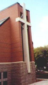 Ludmila-Kirche in Cedar Rapids (Foto: Jesster79, CC BY-SA 3.0)