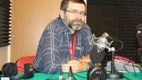 археолог Ондржей Хвойка, фото: Андреа Полакова, ЧРо