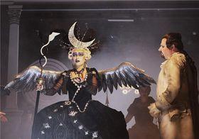 Olga Jelínková singt die Königin der Nacht (Foto: Hana Smejkalová, Archiv des Nationaltheaters in Prag, Wikimedia Commons, CC BY-SA 4.0)