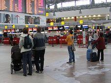 El aeropuerto de Praga Václav Havel