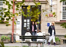 Психиатрическая клиника в Богнице, Прага, фото: Филип Яндоурек, Чешское радио