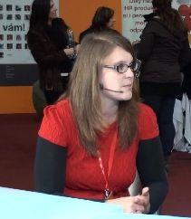 Катержина Яронева (Фото: Motiv 8 TV)