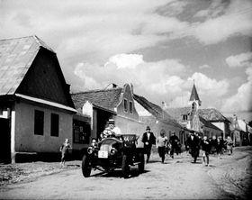 """Film """"Městečko na dlani"""" (Foto: Archiv OÚ Ronov nad Doubravou)"""