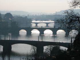 Praga y sus puentes, fot: archivo de Radio Praga