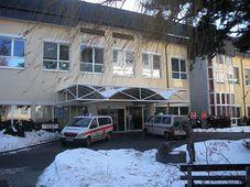 Одна из пражских больниц, Фото: Архив Радио Прага