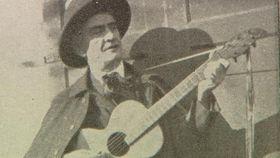 Karel Hašler, foto: ČT24