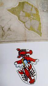La carte de Trocnov (1780) et les armoiries probables de Jan Žižka