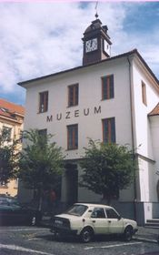 The Municipal Museum in Sedlcany