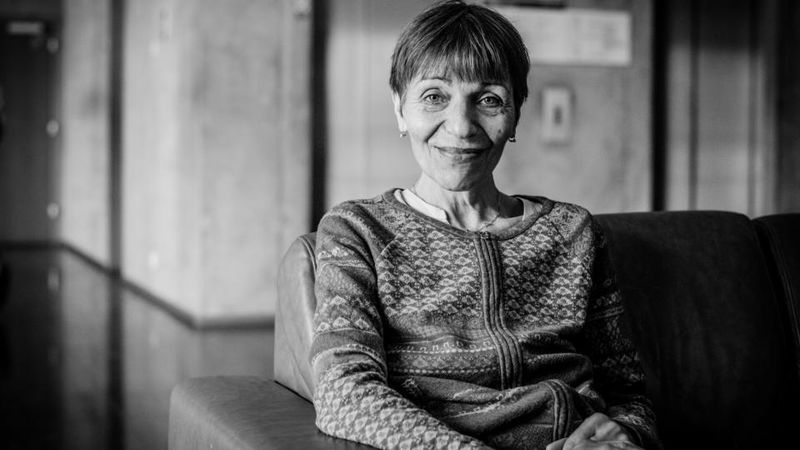 Jaroslava Šiktancová, za svobodna Odvárková, foto: Vojtěch Havlík, ČRo