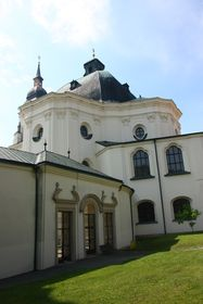 Iglesia barroca de Krtiny, foto: Štěpánka Budková