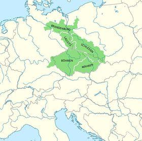 Couronne de Bohême sous Charles IV, photo :  Maximilian Dörrbecker, CC BY-SA 2.0
