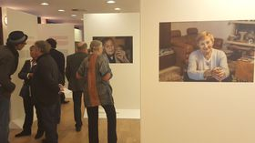 L'exposition 'Une seconde vie', photo: Klára Stejskalová