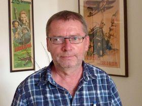 Ivan Klimeš, foto: David Hertl, ČRo