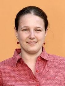 Lucie Moravcová, photo: archive of Freedom for Animals