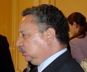Francisco Bermúdez, foto: Carlos González