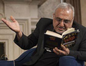Samul Shimon, photo: Site officiel du festival des écrivains