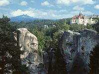 Château Hrubá Skála, photo: CzechTourism