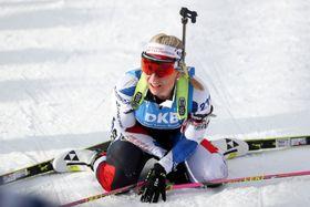 Lucie Charvátová (Foto: ČTK / AP Photo / Matthias Schrader)