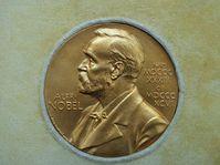 Nobel Prize, photo: CTK