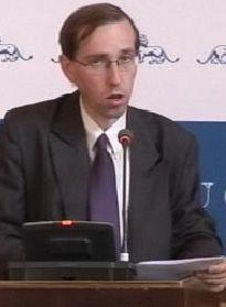 Historian Daniel Povolný