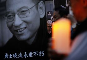 Liu Xiaobo, photo: ČTK