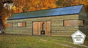Off-grid house by Daniel Brýda, photo: official website of Český Ostrovní dům