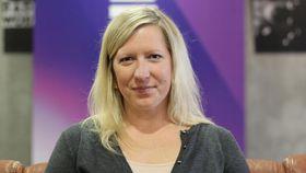 Barbora Machová, photo: Michael Erhart, ČRo