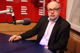 Jiří Pehe, photo: Jana Trpišovská / Czech Radio