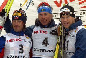 Martin Koukal (por la izquierda), foto: CTK
