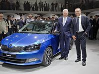 Škoda Fabia, photo: CTK