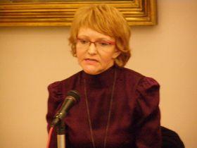 Ольга Угрова (Фото: Архив Чешского радио - Радио Прага)