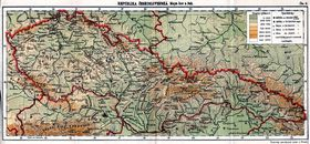 Tschechoslowakei nach 1920 (Foto: VZÚ, Public Domain)