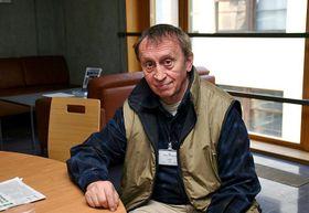 Ivan Kraus, photo: Petra Čechová, ČRo