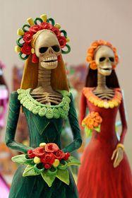 El Día de Muertos en México, foto: Tomascastelazo, Wikimedia CC-BY-SA-3.0